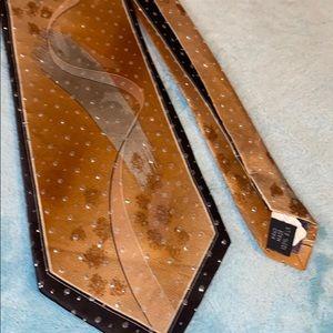 Stacy Adams gorgeous silk tie